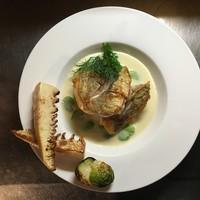 Huit - 本日の鮮魚のポアレ