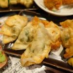 恵美寿屋 - 青しそとトーフの和風ギョーザ