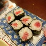 恵美寿屋 - 美味!本マグロの鉄火巻