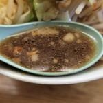 ラーメン荘 夢を語れ - スープ