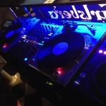 ENTERTAINMENT SOUND BAR 111 - DJブース