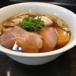 らぁ麺 すぎ本 - 【醤油特製らぁ麺…1,000円】♫2017/5