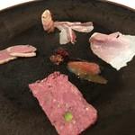 リストランテ モン - リストランテMON(肉の一皿)