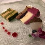 リストランテ モン - リストランテMON(ドルチェ カフェ)
