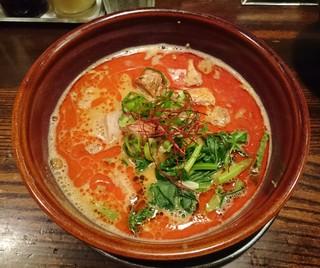 光麺 新宿南口店 - 担々麺 930円