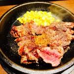 いきなりステーキ 恵比寿店 - ワイルドステーキ300g