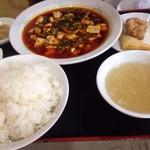 69278653 - 正式麻婆豆腐定食