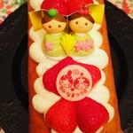 ケーキショップruche - 料理写真: