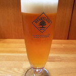 カラタチ - きめ細やかなビール丁寧で上品なこだわりがある