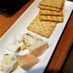 カラタチ - ブルーチーズといっしょに