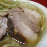 ラーメン二郎 - 小 麺少なめ