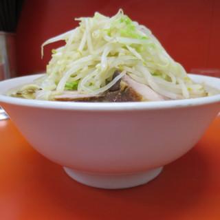 ラーメン二郎 - 料理写真:小 麺少なめ