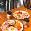 ラシーヌ ファーム トゥー パーク - 料理写真:スペシャルモーニングプレート