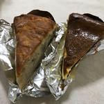 羅り瑠れ櫓 - クルミとバナナケーキ、ニューヨークチーズケーキ