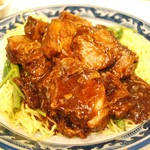 69285053 - 牛バラ角煮麺