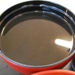 海人食堂 - ミニイカスミ汁
