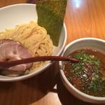 つけ麺処 三ッ葉亭 - 醤油つけ麺