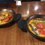 スペイン海鮮料理 ラ マーサ -