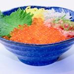 鮮宴丼ひろし - ミニ・いくら丼