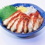 鮮宴丼ひろし - ミニ・うなぎ丼