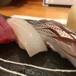 Sushi TOCHINO-KI - まぐろ・こはだ・いか