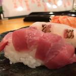Sushi TOCHINO-KI - 中トロ