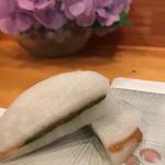 Sushi TOCHINO-KI - 千枚漬け