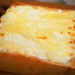 森のくじら - ブランチ Cセット(はちみつチーズトースト)