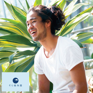 ◆西畠清順氏プロデュースの屋上庭園◆