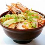 鮮宴丼ひろし - 上海鮮炙り丼