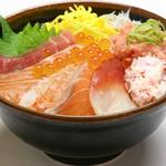 鮮宴丼ひろし - 赤ネタ丼