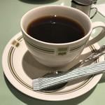 タカセ - 食後のコーヒー