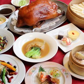 ◇桂花コース◇上品な味わいの中華料理をお楽しみ下さい