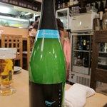 神田有薫 - 発泡性うすにごり日本酒「庭のうぐいす」スパークリング純米吟醸