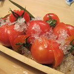 神田有薫 - フルーツトマト