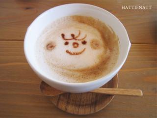 ハティフナット 吉祥寺のおうち - ほんわかカフェラテ