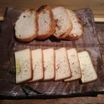 燻製したチーズ