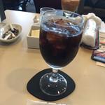 喫茶室 ルノアール - ドリップアイスコーヒー❣️