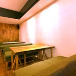 Bar Keizo - テーブル席