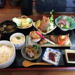 69294793 - いわし定食 1750円                       2017年6月29日実食
