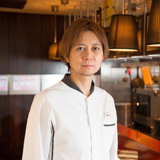 横江直紀氏(ヨコエナオキ)─類い稀なるセンスと料理への探究心