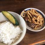 亀八食堂 - 白ご飯と合います