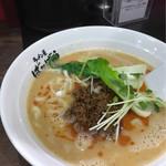 ばーばらラーメン - 担々麺(限定)