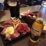 69299196 - お肉はどれも美味しかったですよヽ(^o^)                       ただ…生ビールが置いてあったら良かったのに(´ー`)