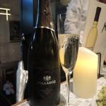 串焼き やさい巻き&ワイン BRANCH - FOLLADOR PROSECCO