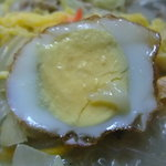 693279 - 特徴揚げ卵に、コクスープが絡む幸せ。正華園の太平燕。