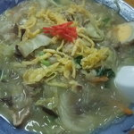 693280 - 『正華園』の太平燕、ニンニクと生姜のコクが好き。