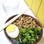 秋葉鶏排 - 2010 10 訪問 デフォルトの魯肉飯