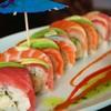 神鮨 - 料理写真:レインボーロール  ズーム