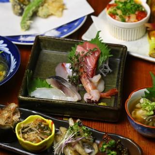 ◇職人が作る本物の和食◇旬を取り入れた本格和食をお気軽に